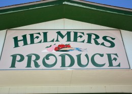 Helmers Produce in Palisade, Colorado