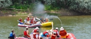 Family rafting trips in Colorado