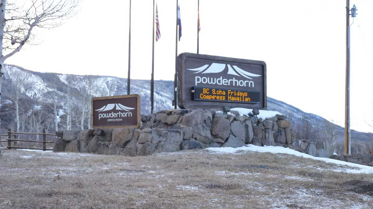 powderhorn ski resort - visit palisade