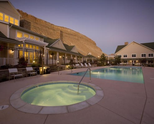 Wine Country Inn Hotel Pool Palisade Co Visit