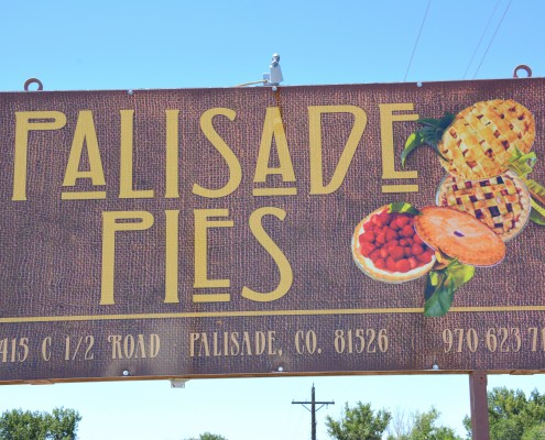 palisade pies sign