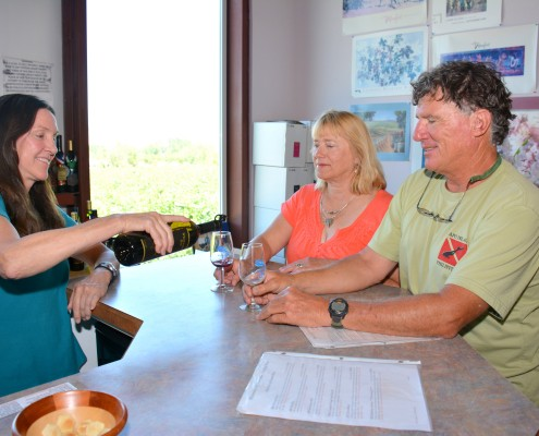 wine tasting whitewater hill