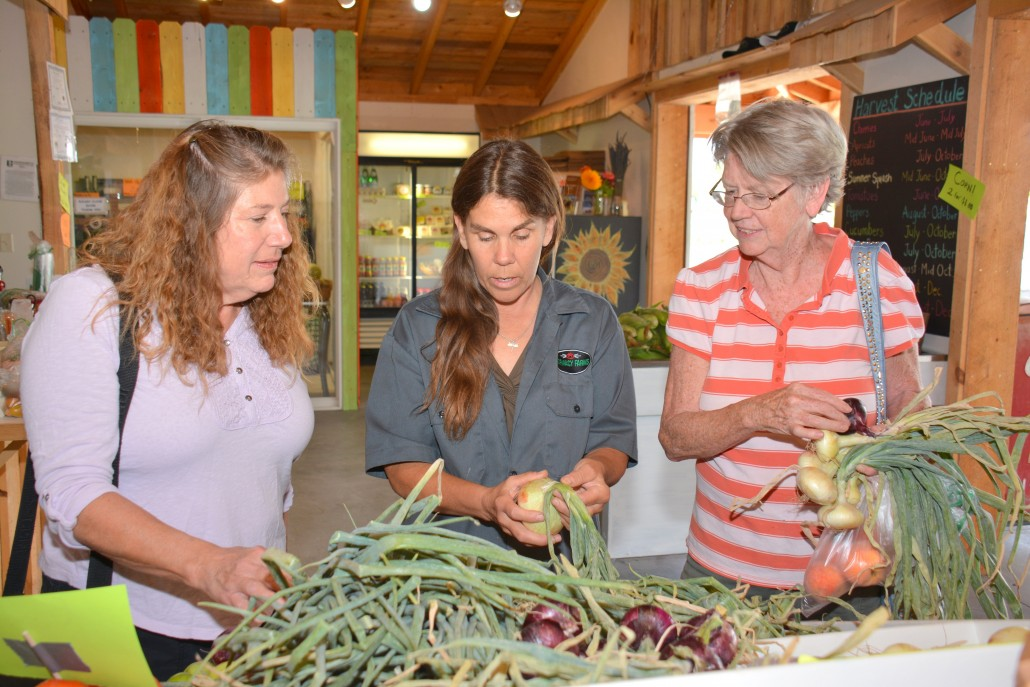Organic food in Palisade, CO