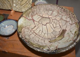 Pottery made in Palisade Colorado