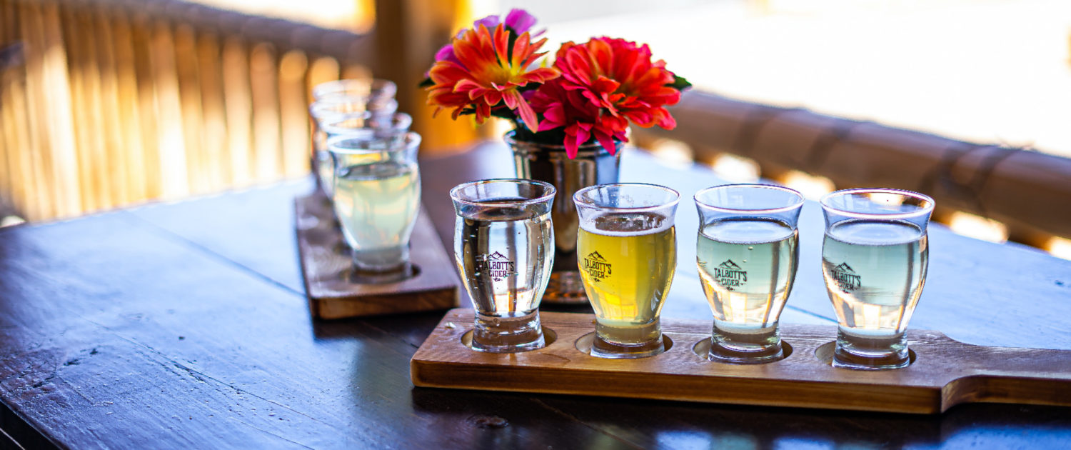 talbotts cider tap room